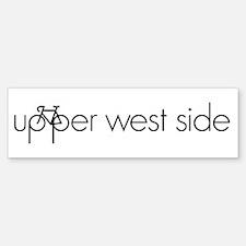 Bike the Upper West Side Sticker (Bumper)