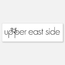 Bike the Upper East Side Sticker (Bumper)