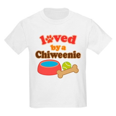 Chiweenie Dog Gift Kids Light T-Shirt