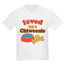 Chiweenie Dog Gift T-Shirt