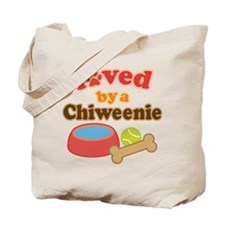 Chiweenie Dog Gift Tote Bag