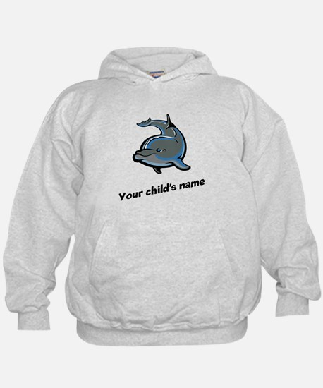Dolphin Personalized Hoodie