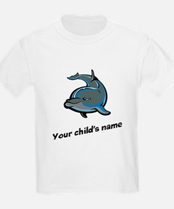 Dolphin Personalized T-Shirt