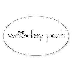 Bike Woodley Park Decal