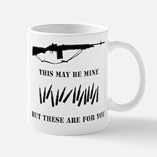 Guns+Bullets Mugs