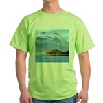 NATURE'S PALETTE Green T-Shirt