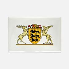 Cute Stuttgart germany Rectangle Magnet (100 pack)