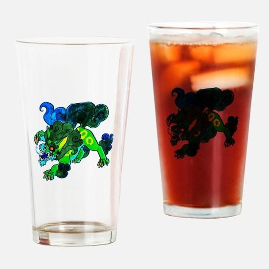 Beast Drinking Glass