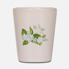 Cool Jasmine Shot Glass