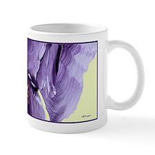 Iris Abstract Small Mug