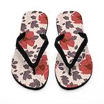 Flora Royal Flip Flops