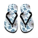 Flora Bluesy Flip Flops