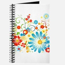 Floral explosion of color Journal