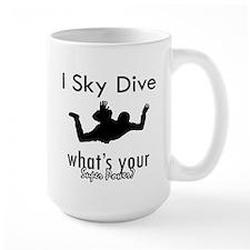 I Sky Dive Mug