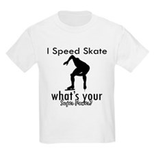 I Speed Skate T-Shirt