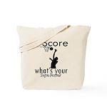 I Score Tote Bag