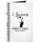 I Score Journal