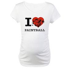 I love Paintball Shirt