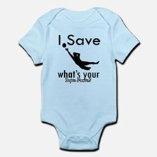 I Save Infant Bodysuit
