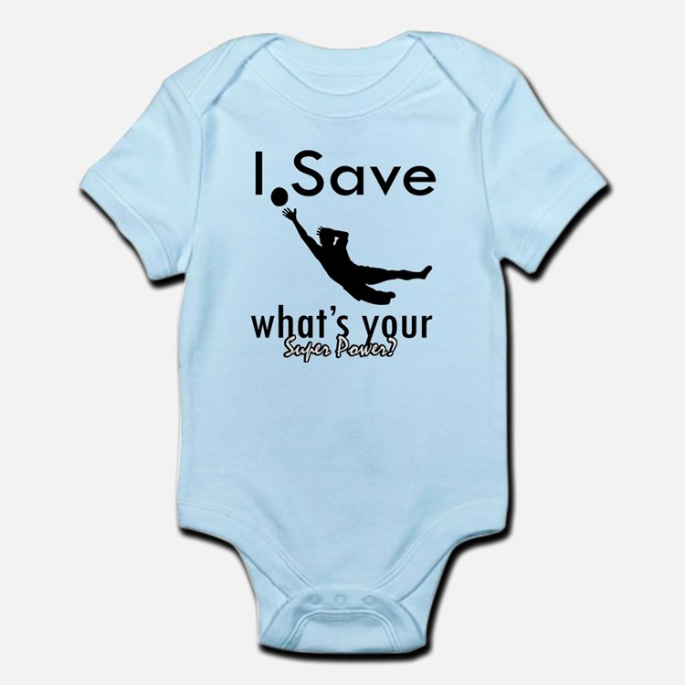 I Save Infant Bodysuit