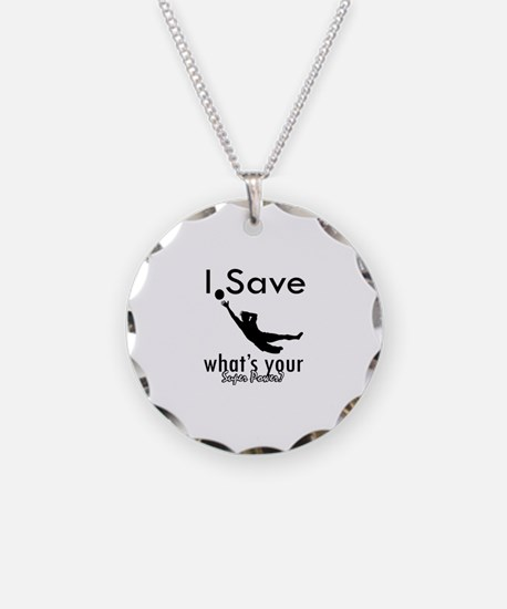 I Save Necklace