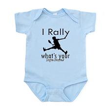 I Rally Infant Bodysuit