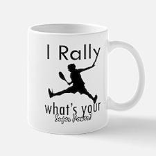 I Rally Mug