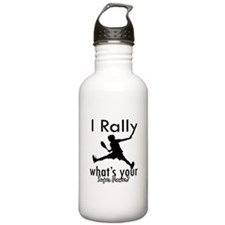 I Rally Water Bottle