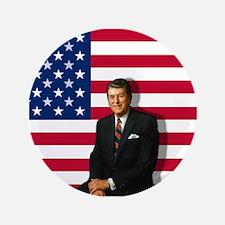 """Reagan 3.5"""" Button"""