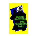 Sanders for President 2012 Bumper Sticker