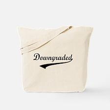 Downgraded Tote Bag