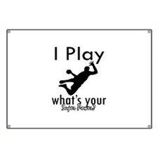 I Play Banner