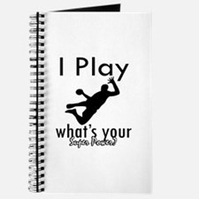 I Play Journal
