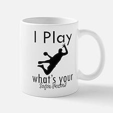 I Play Mug