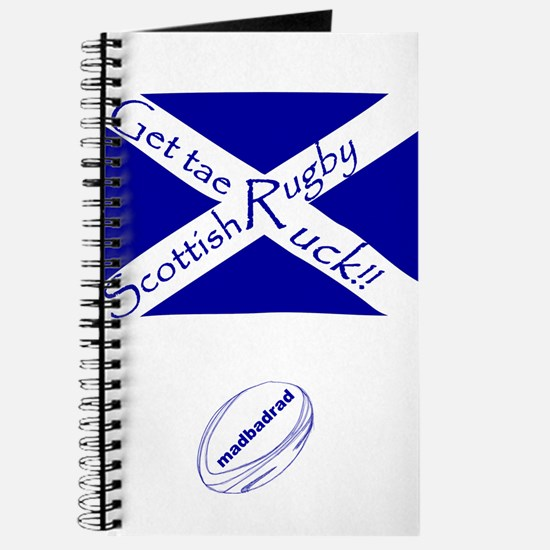 Rugby Get tae Ruck Journal