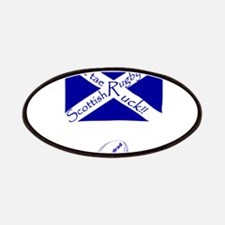 Rugby Get tae Ruck Patches