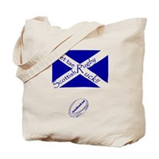 Rugby Get tae Ruck Tote Bag