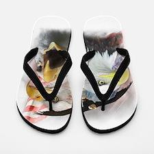Symbolic Pride Flip Flops
