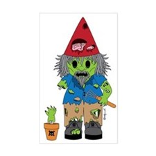 Zombie Gnome Decal