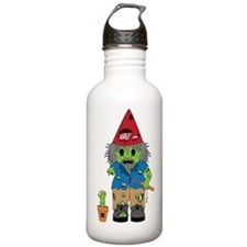 Zombie Gnome Water Bottle