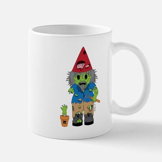 Zombie Gnome Mug
