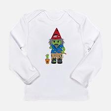 Zombie Gnome Long Sleeve Infant T-Shirt