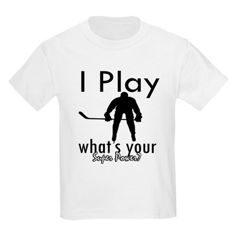I Play Kids Light T-Shirt