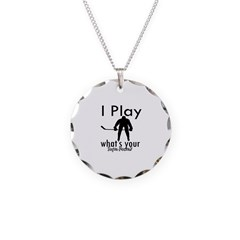 I Play Necklace