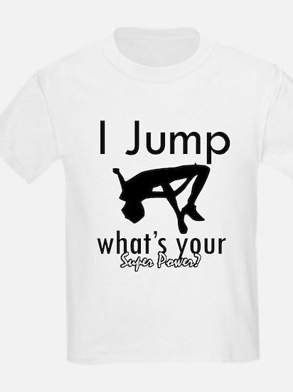 I Jump T-Shirt