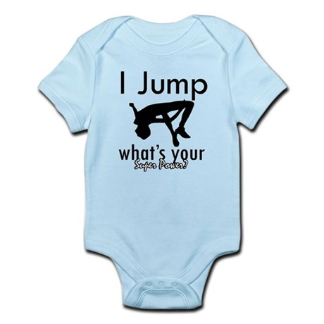 I Jump Infant Bodysuit