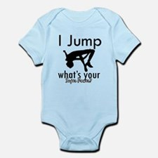 I Jump Infant Bodysuit