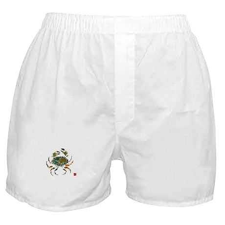 Jonah Crab Boxer Shorts