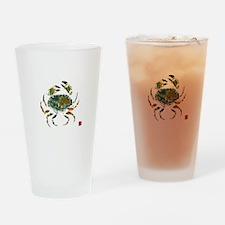 Jonah Crab Drinking Glass