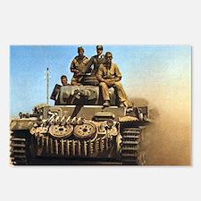 Afrika Corps, Panzer 3